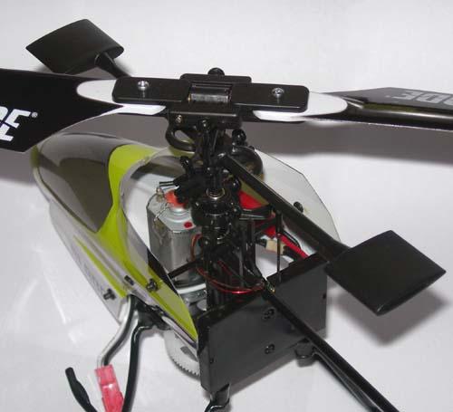 snelle propeller spoed of inch vliegtuig