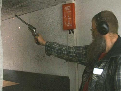 lange aansteker pistool